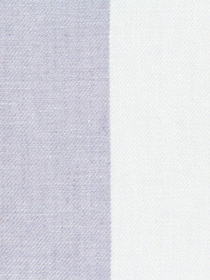 WIDE STRIPES Divya Stripe Fabric - Lilac