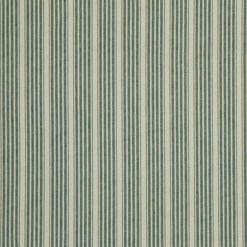 COVE Hudson Stripe Fabric - Cove