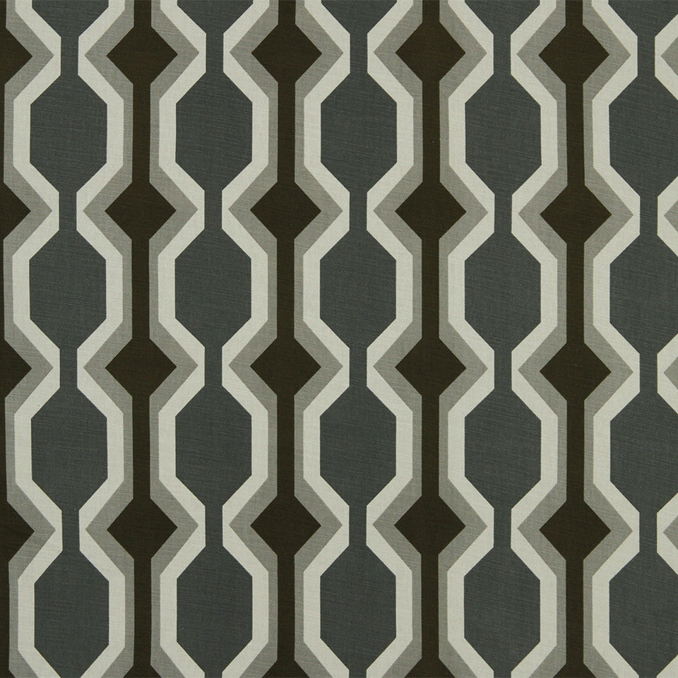 DWELLSTUDIO MODERN COLOR THEORY Holland Fabric - Vapor