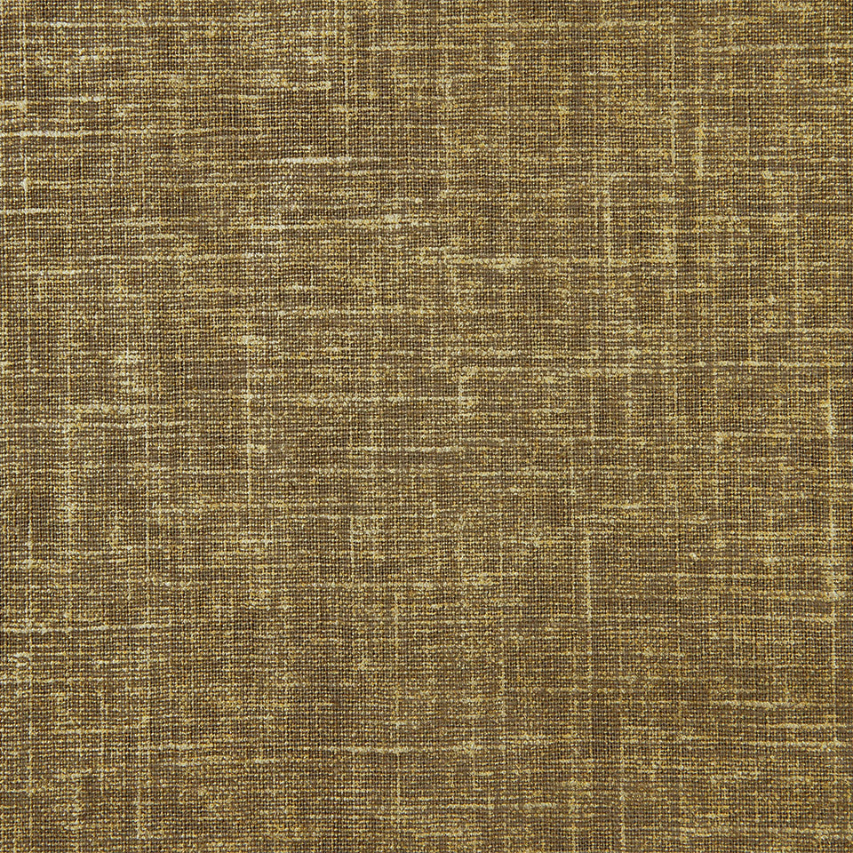 GOLD LEAF Alchemy Linen Fabric - Copper