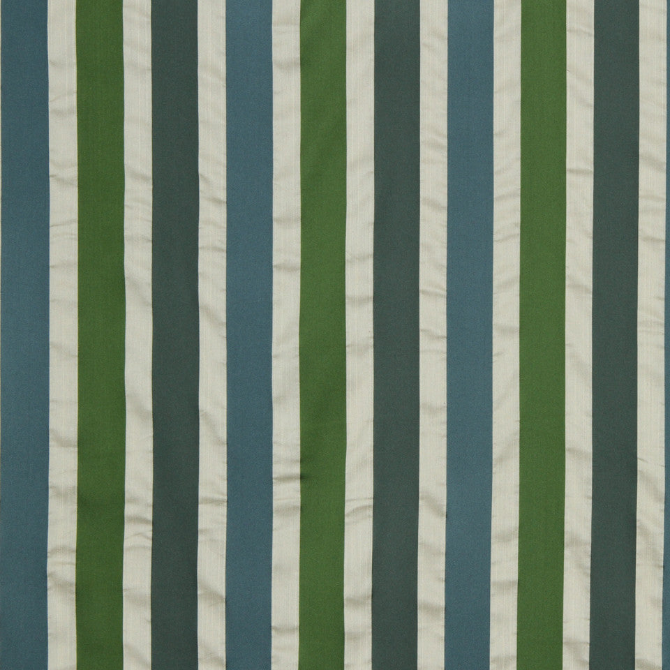 COVE Vivid Stripe Fabric - Cove
