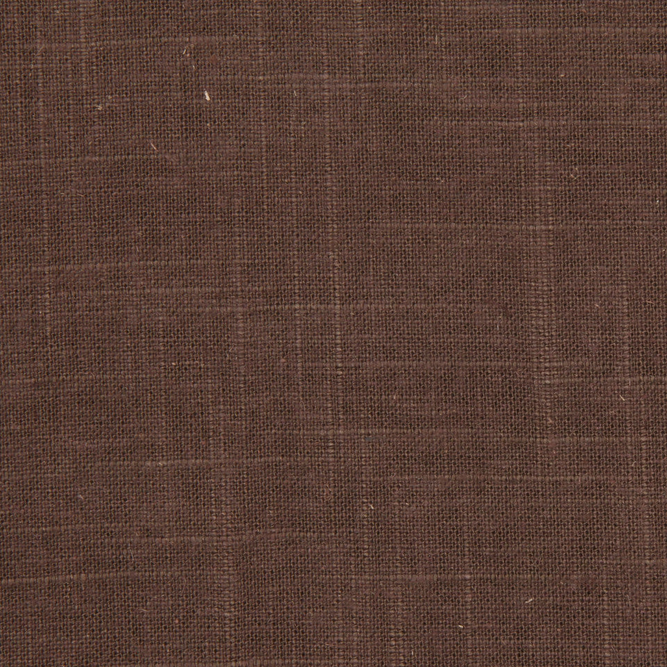 DWELLSTUDIO MODERN COLOR THEORY Suite Fabric - Chocolate