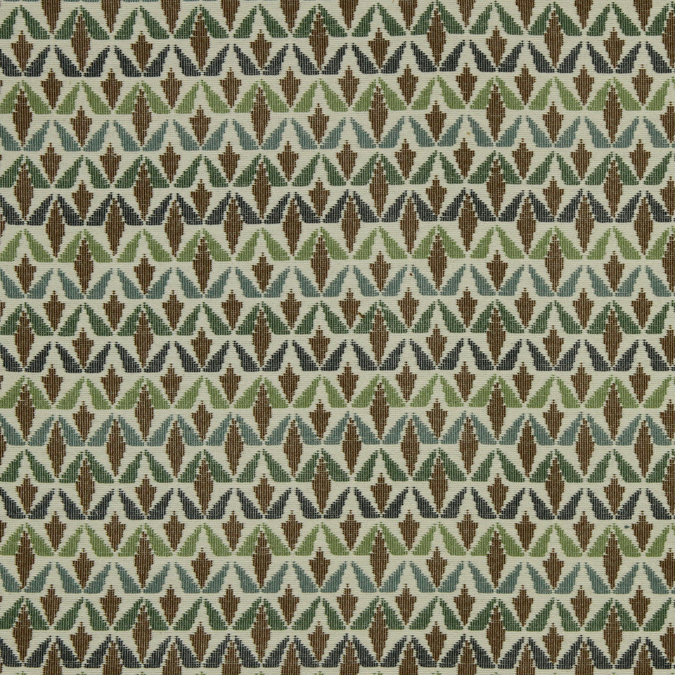 DWELLSTUDIO MODERN COLOR THEORY Grassland Fabric - Mineral