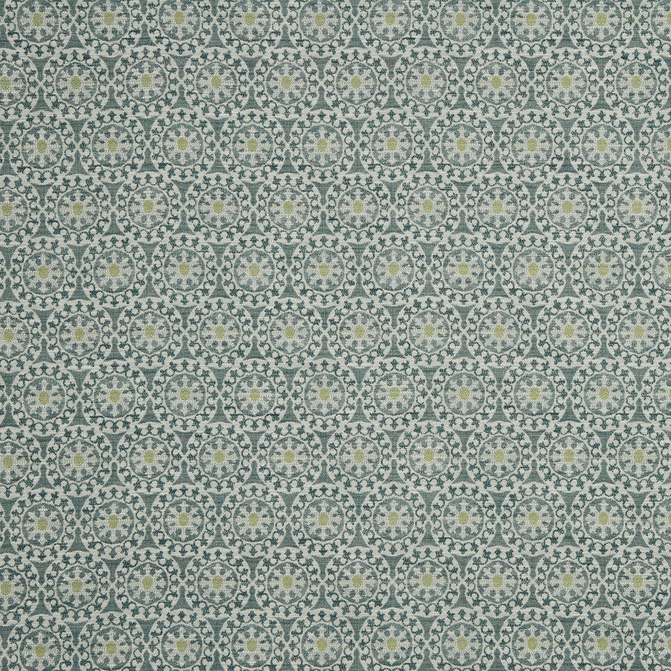 COVE Sundial Day Fabric - Cove