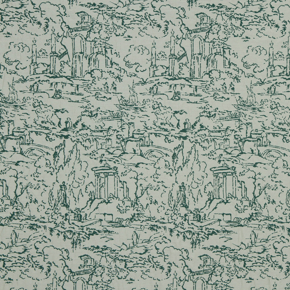 COVE Meeting Place Fabric - Cove