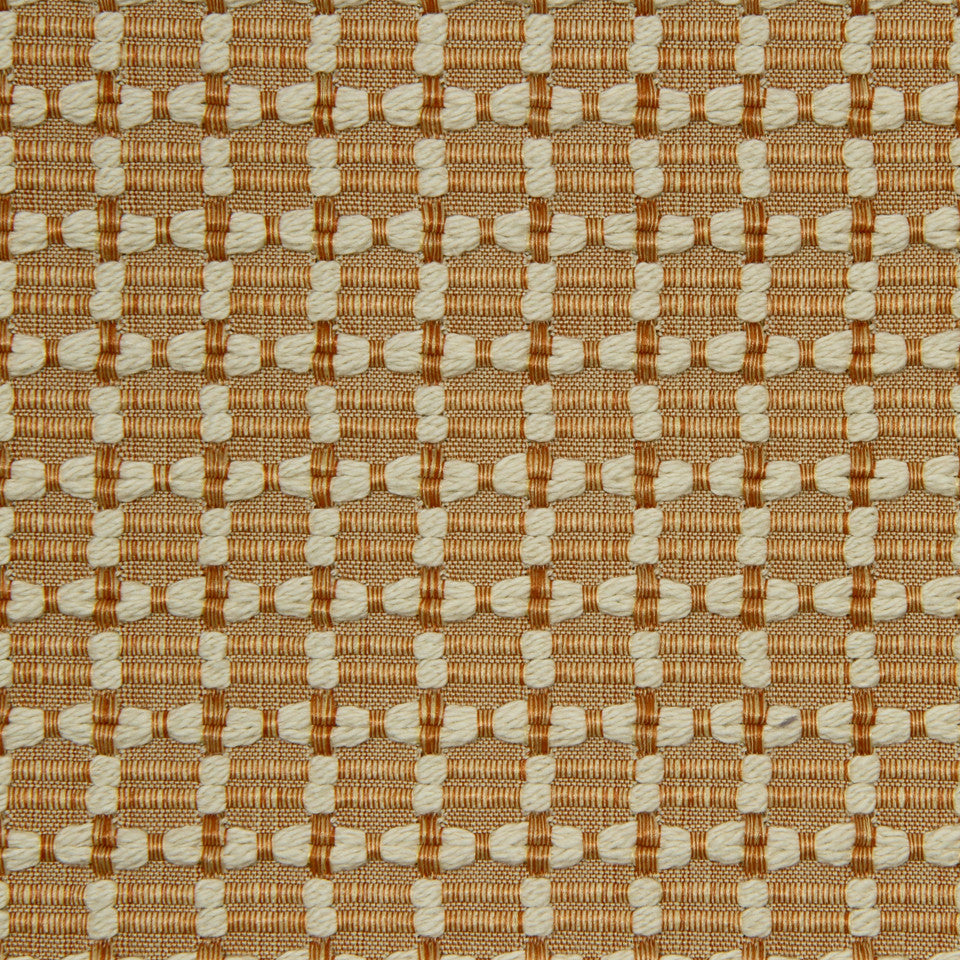 SUNRISE Braided Rows Fabric - Sunrise