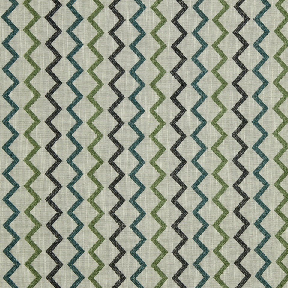 COVE Zinging Along Fabric - Cove
