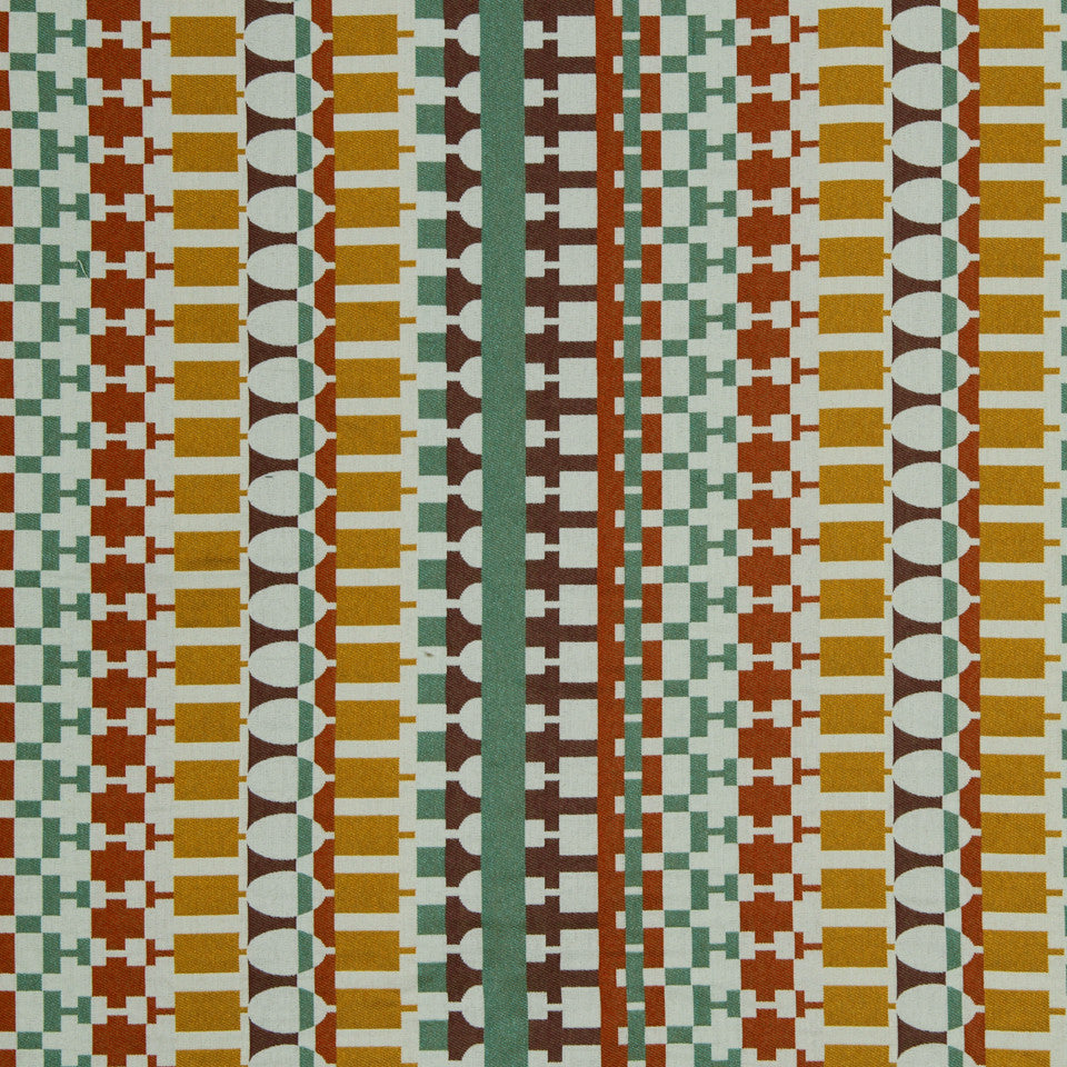 SUNRISE Play It Cool Fabric - Sunrise