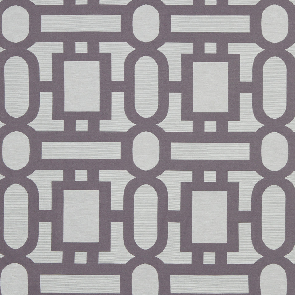 VIOLET SKY Bend The Rules Fabric - Violet Sky
