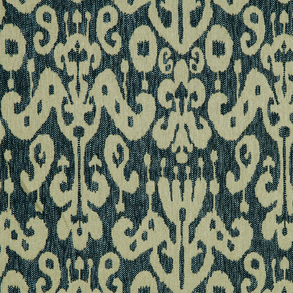 ECLECTIC Paddington Fabric - Denim