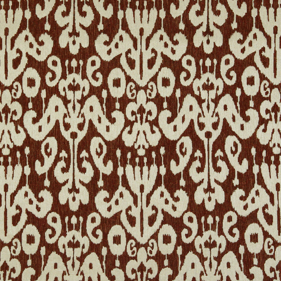 ECLECTIC Paddington Fabric - Ember