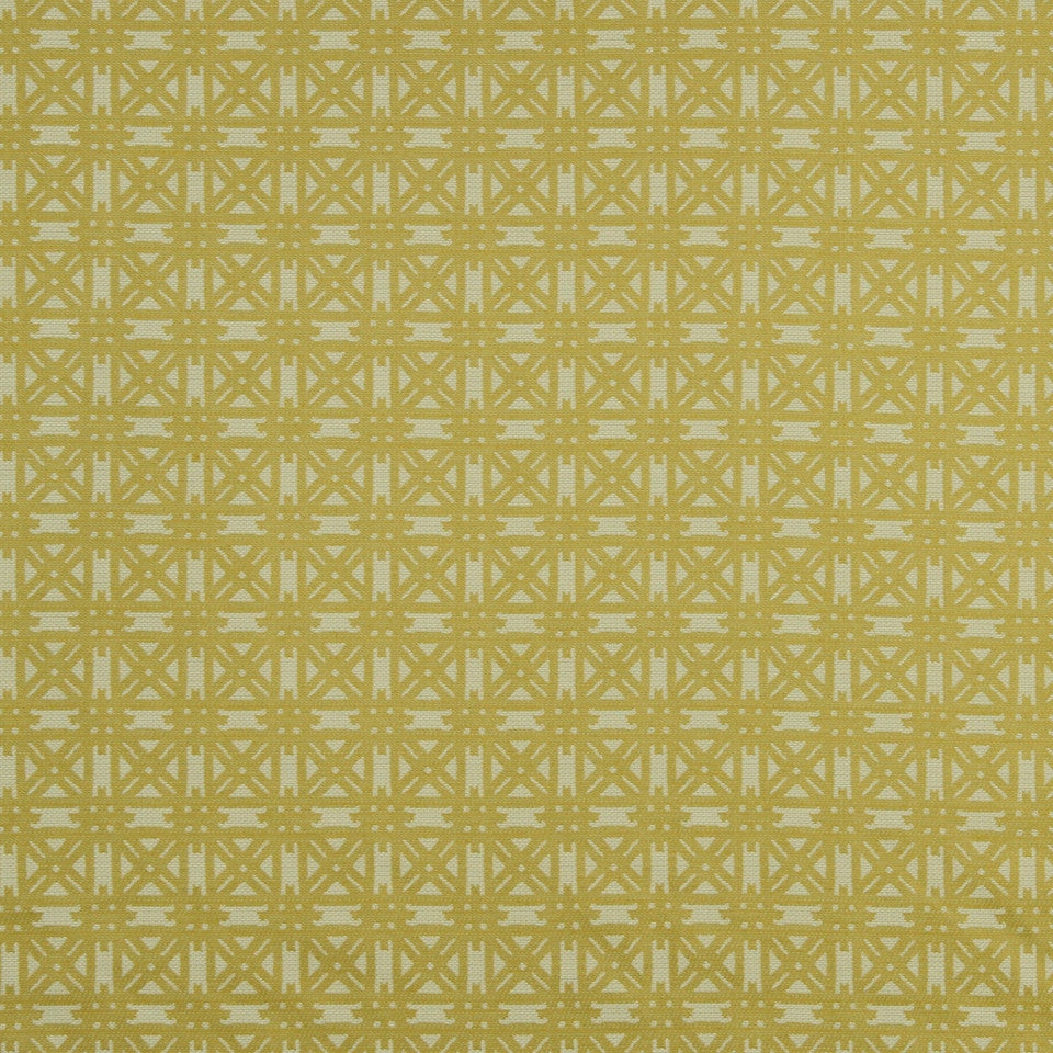 ECLECTIC Four Star Fabric - Sour