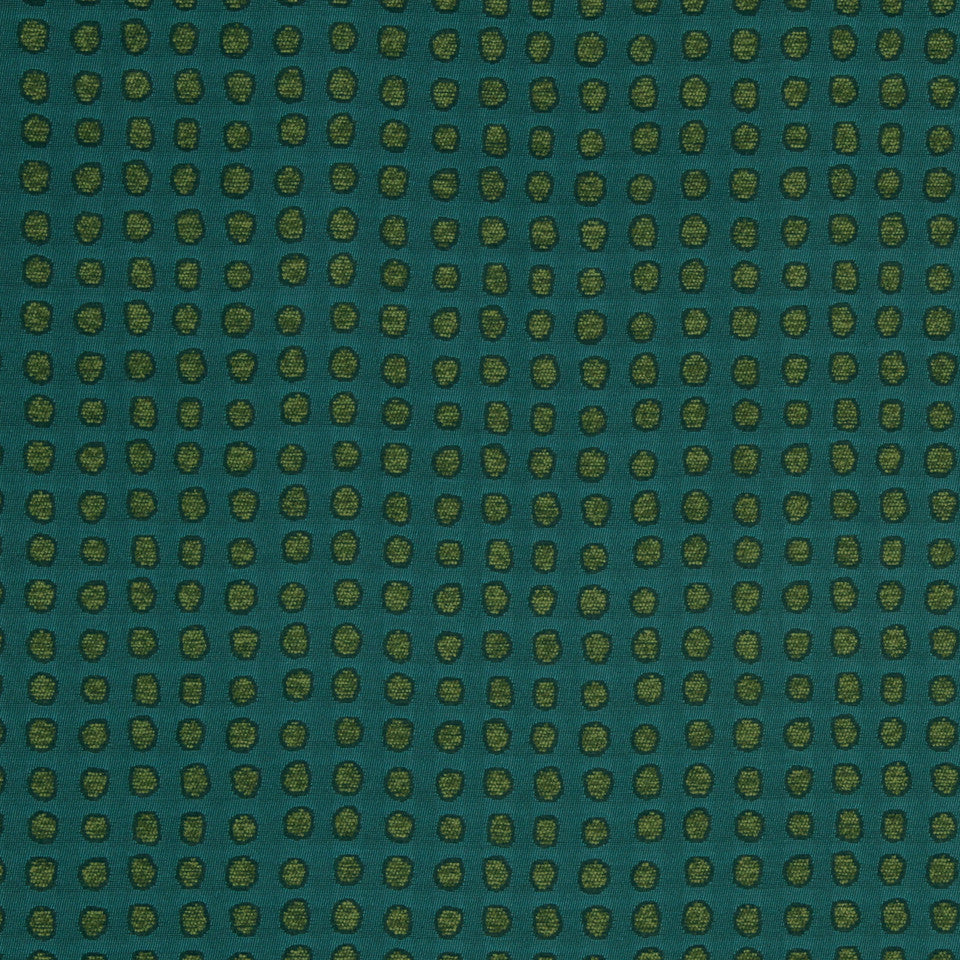ECLECTIC Meteors Fabric - Turquoise