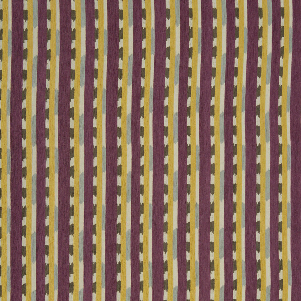 ECLECTIC Global Ikat Fabric - Iris