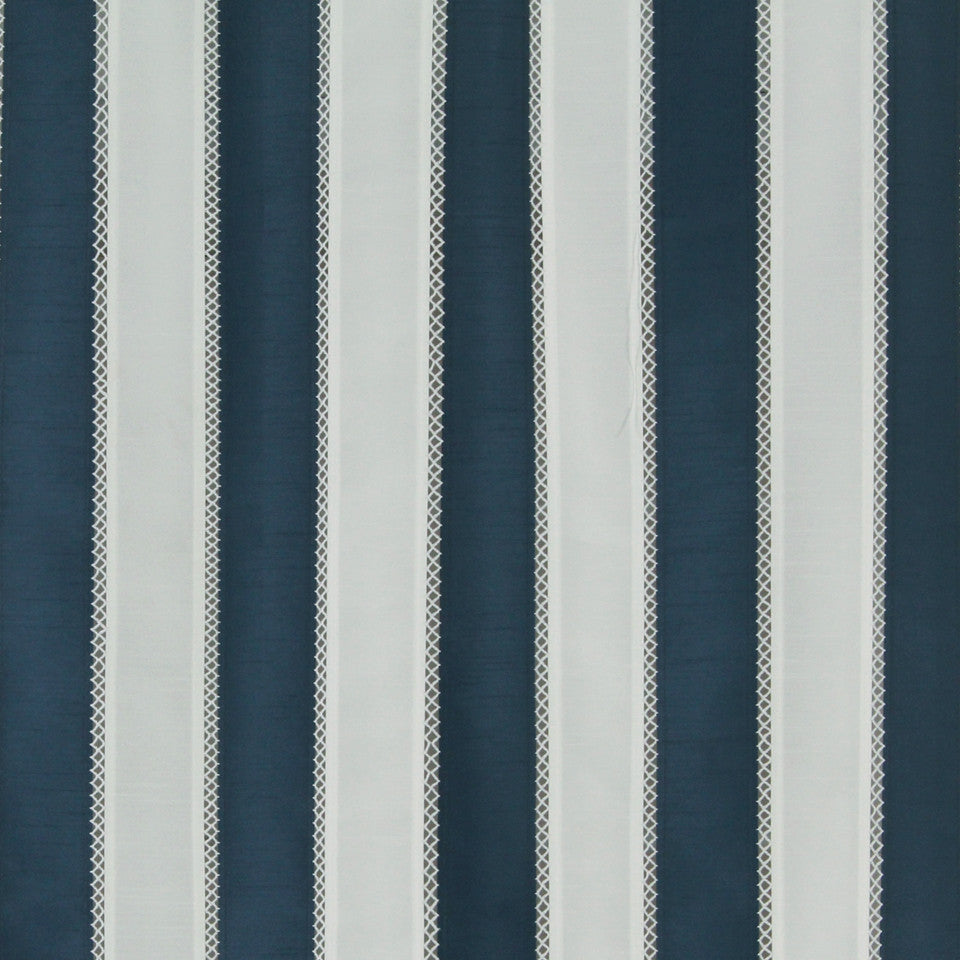 MARINER-COASTAL-NAVY Bayswater Fabric - Navy