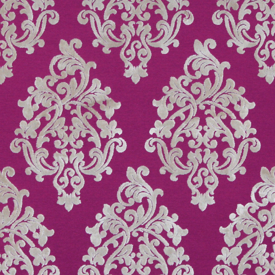 FUCHSIA Royal Beauty Fabric - Fuchsia