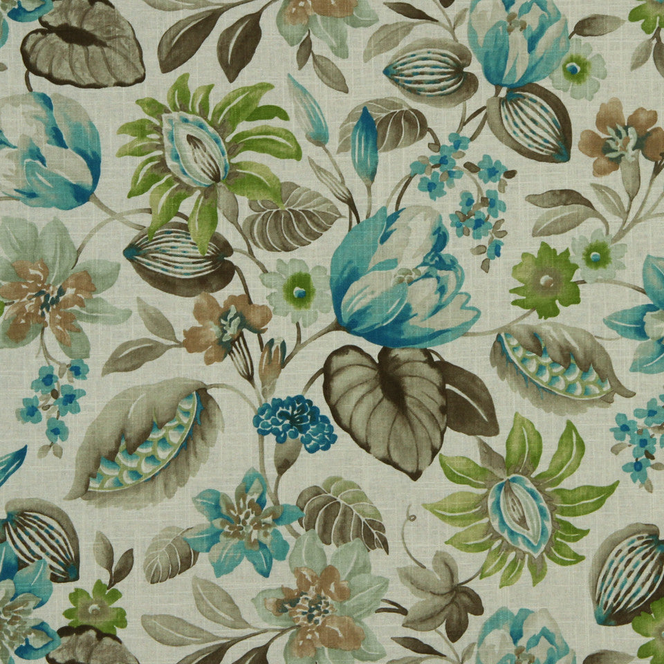 LAGOON-COVE-ALOE Sunland Park Fabric - Cove