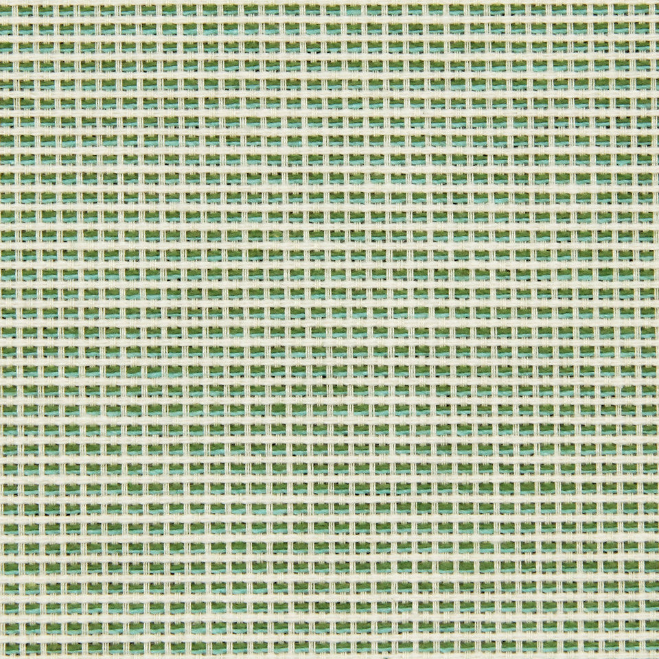 VIRIDIAN Graphic Lines Fabric - Viridian