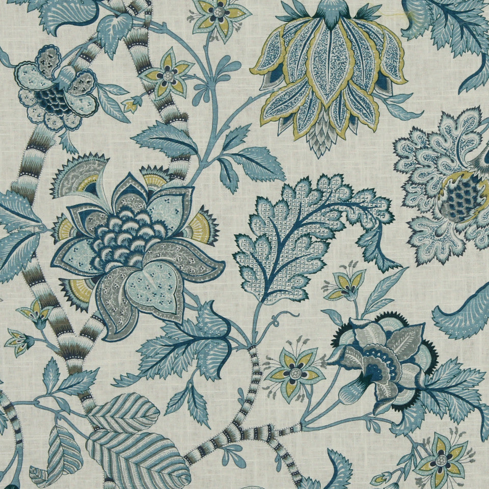 MARINER-COASTAL-NAVY Peggys Cove Fabric - Mariner