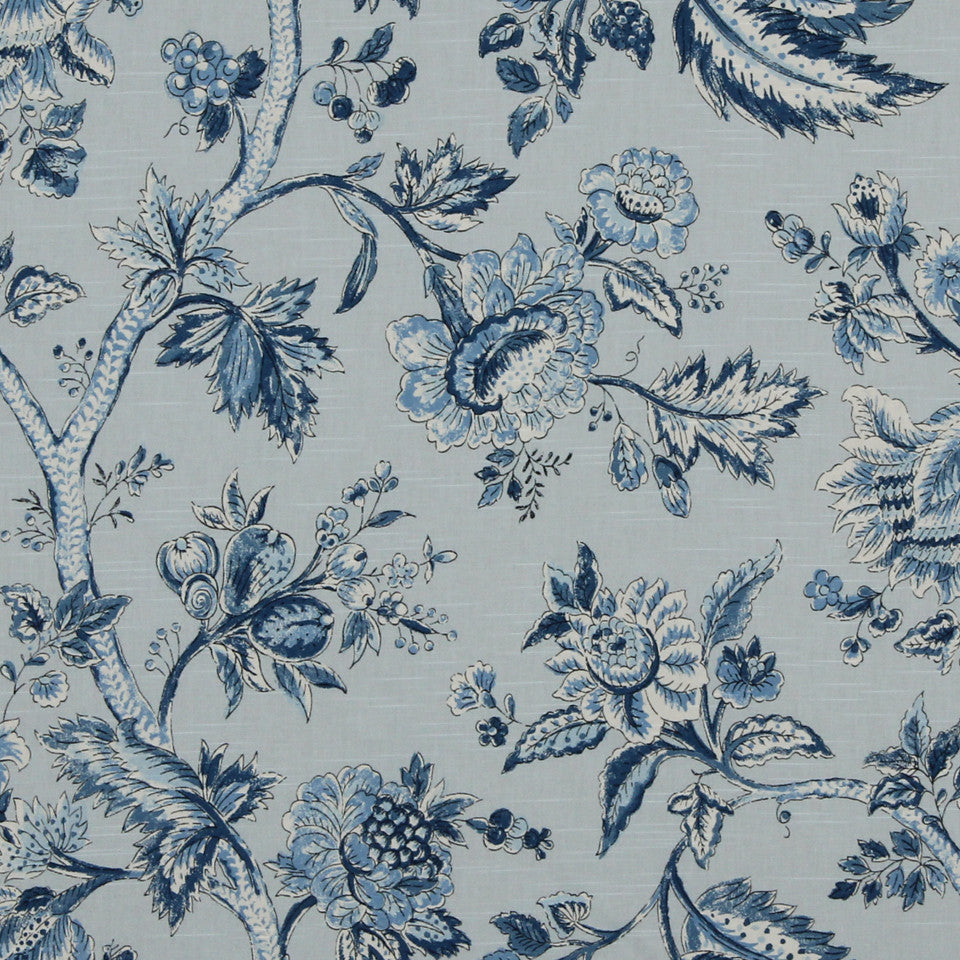 MARINER-COASTAL-NAVY Pretty Please Fabric - Mariner