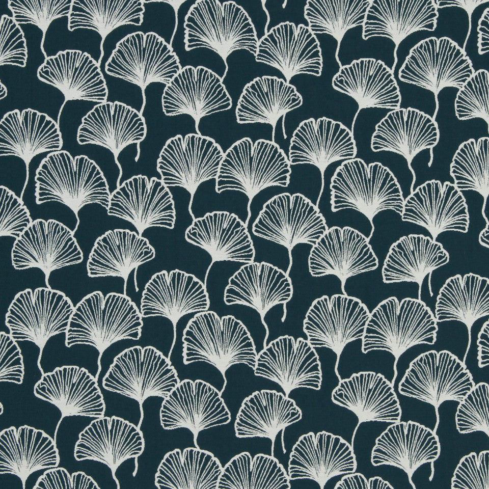 MARINER-COASTAL-NAVY Spring Cheer Fabric - Navy