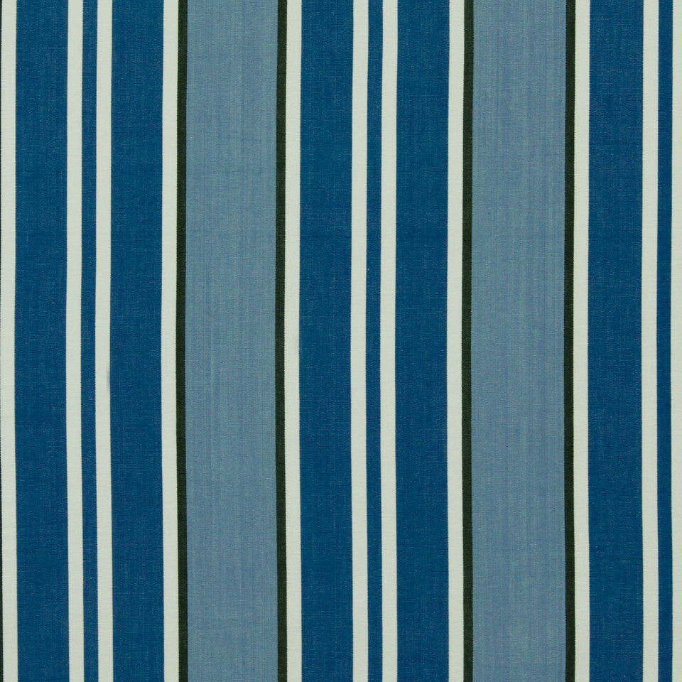 MARINER-COASTAL-NAVY West Beach Fabric - Coastal