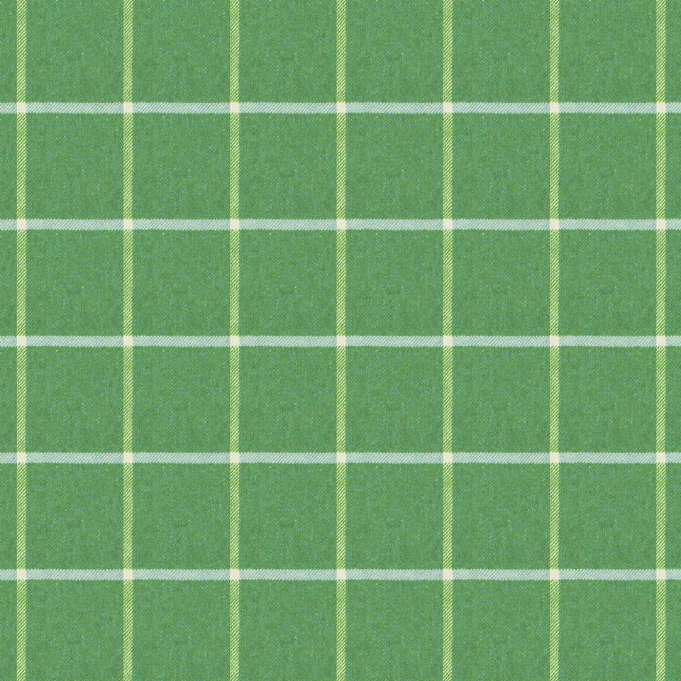VIRIDIAN Helios Plaid Fabric - Viridian