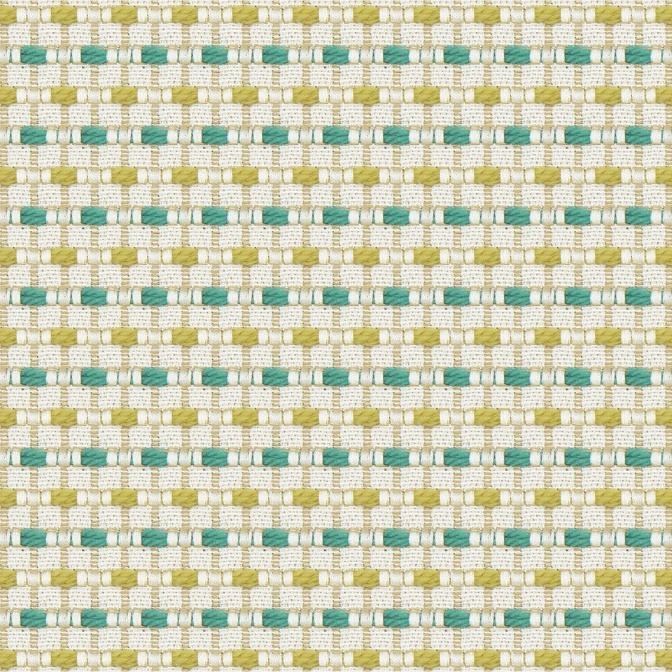 VIRIDIAN Party Center Fabric - Viridian