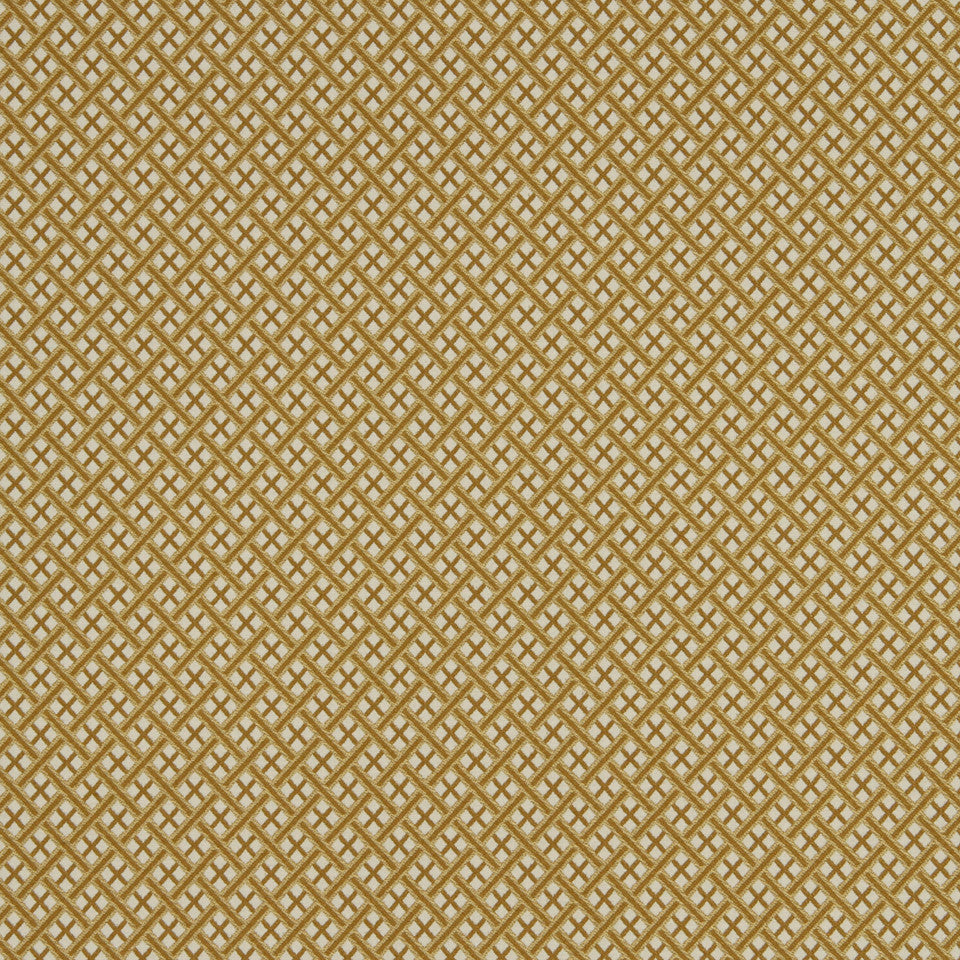 GOLDEN-MAIZE-HONEYSUCKLE Starbury Fabric - Golden