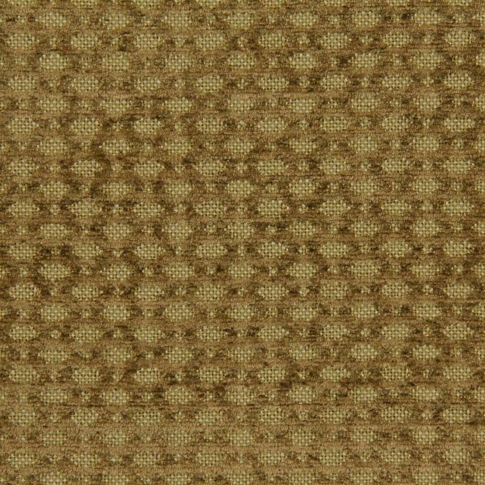 GOLDEN-MAIZE-HONEYSUCKLE Ashcroft Fabric - Golden