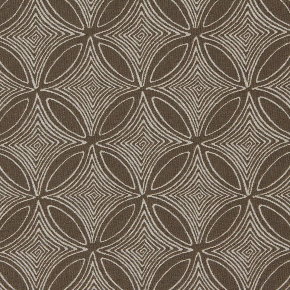 DWELLSTUDIO MODERN BUNGALOW Desert View Fabric - Birch