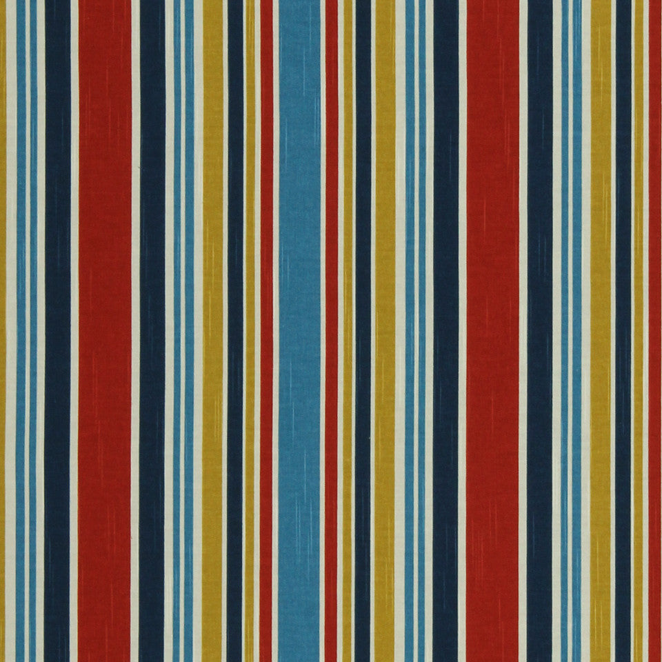 Mod Layout Fabric - Regatta