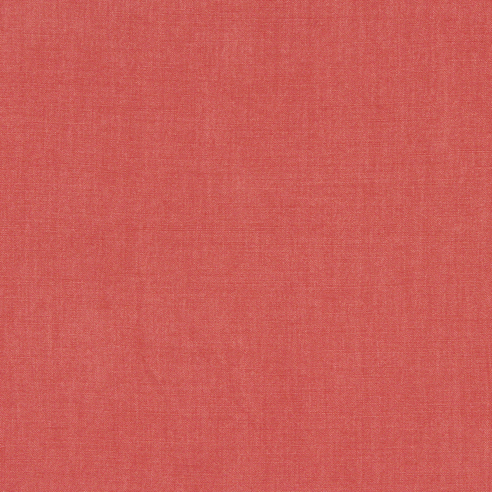 CORAL Linseed Solid Fabric - Coral