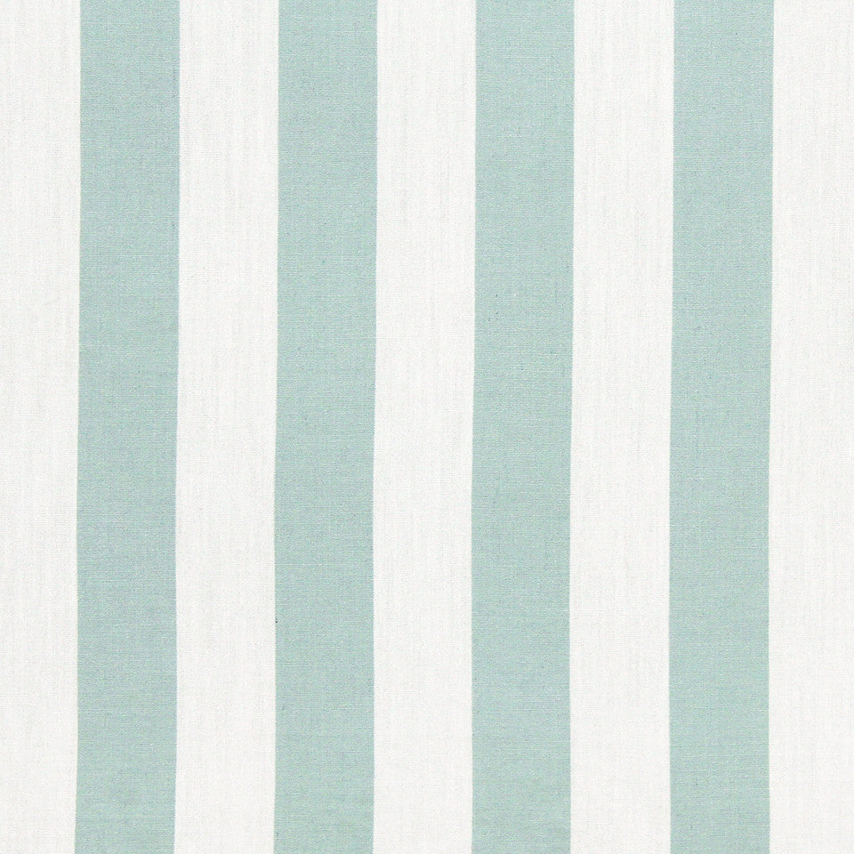 MINT Linseed Stripe Fabric - Mint