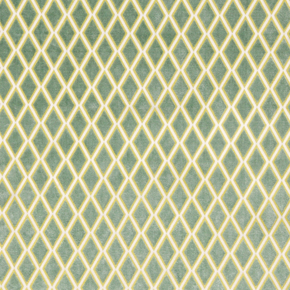 MINT Sweet Bay Fabric - Mint
