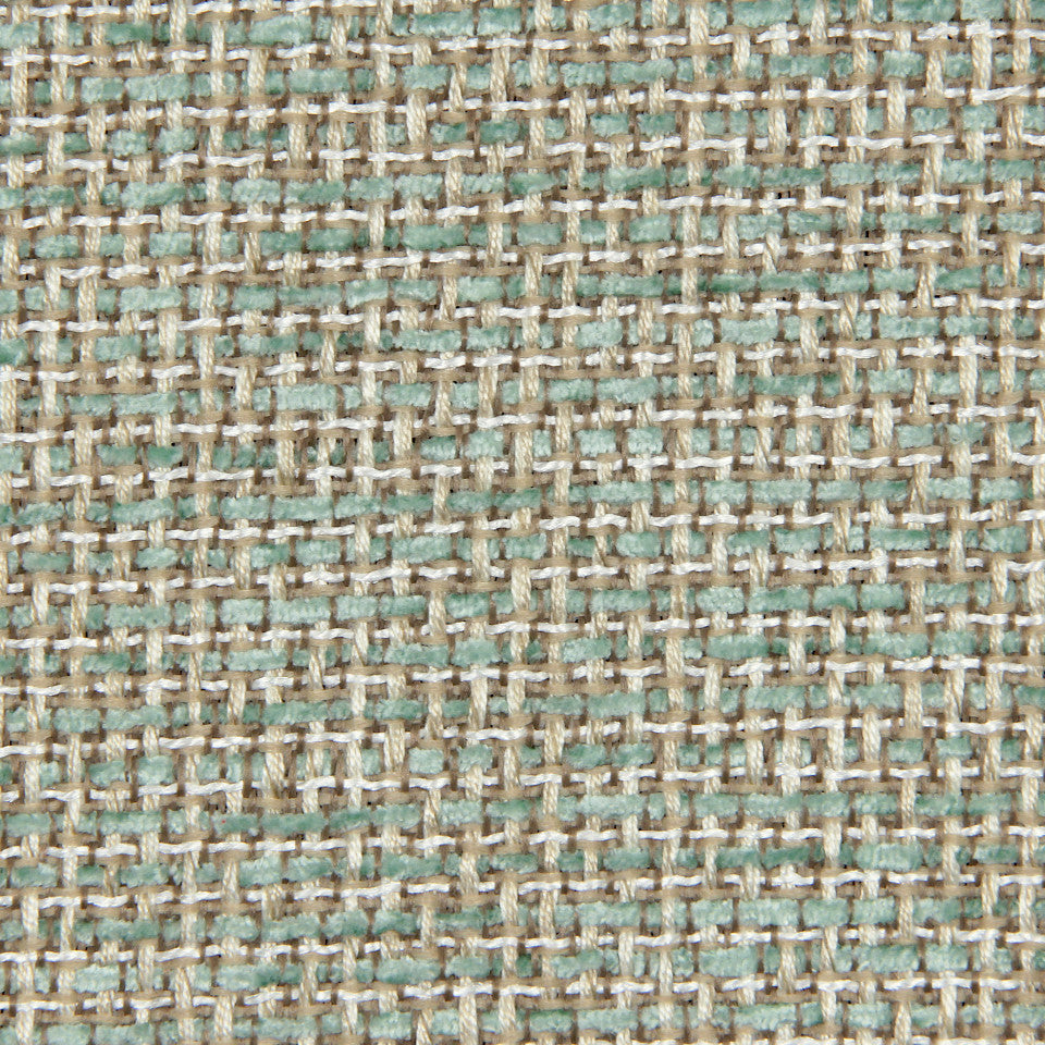 MINT Inner Weave Fabric - Mint