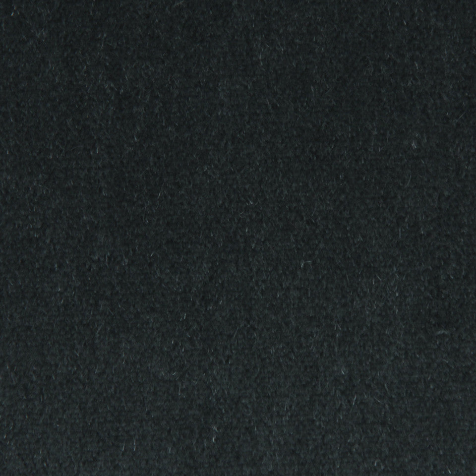 LUXURY MOHAIR III Karoo Mohair Fabric - Coal