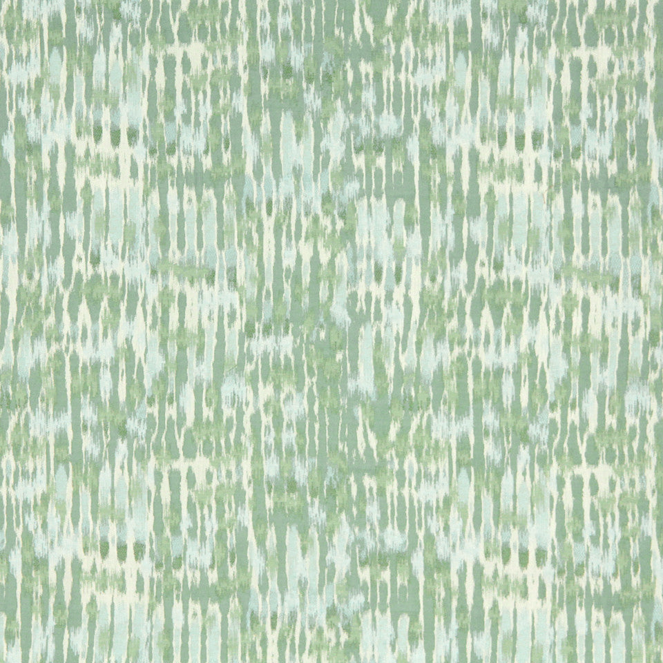 MINT Monsoon Weave Fabric - Mint