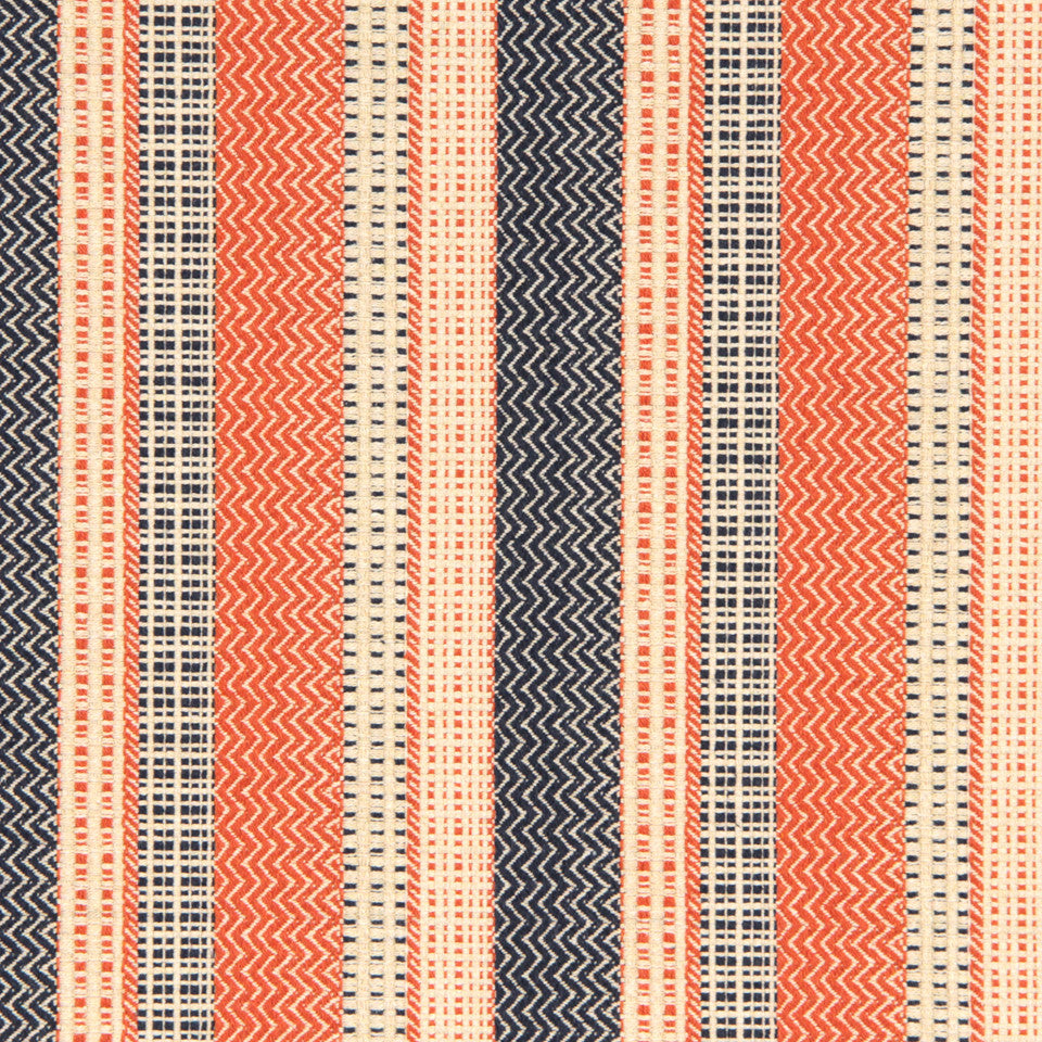SIENNA-RED EARTH-GRAPHITE Full Range Fabric - Cayenne