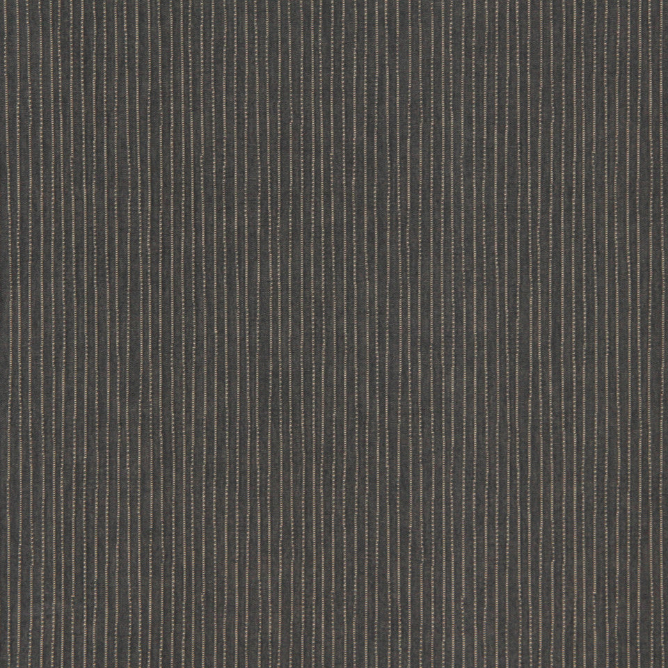 SIENNA-RED EARTH-GRAPHITE Split Rails Fabric - Graphite