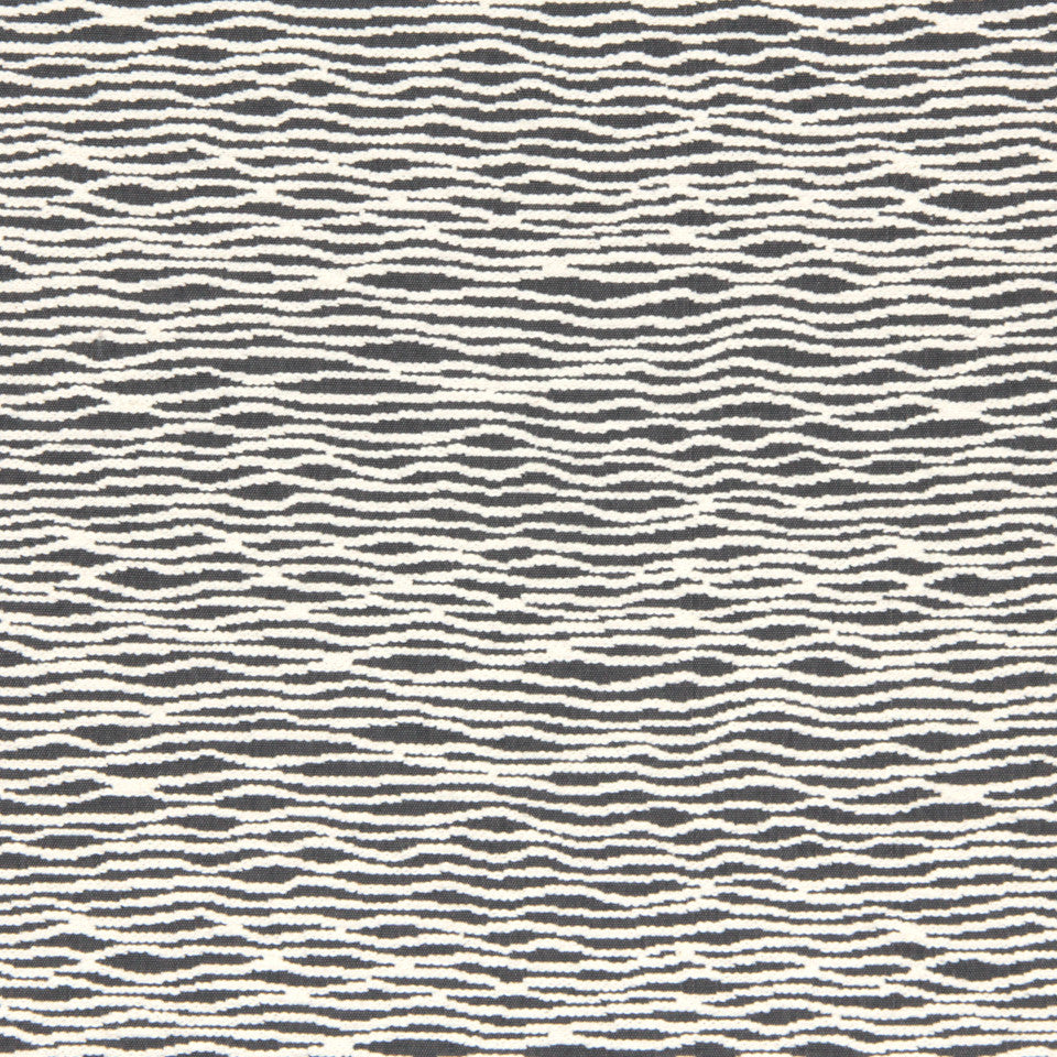 SIENNA-RED EARTH-GRAPHITE Whitewater Fabric - Graphite