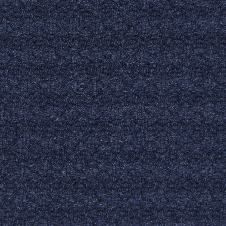 LEMONGRASS-DEW-CORNFLOWER Peaceful Dream Fabric - Indigo