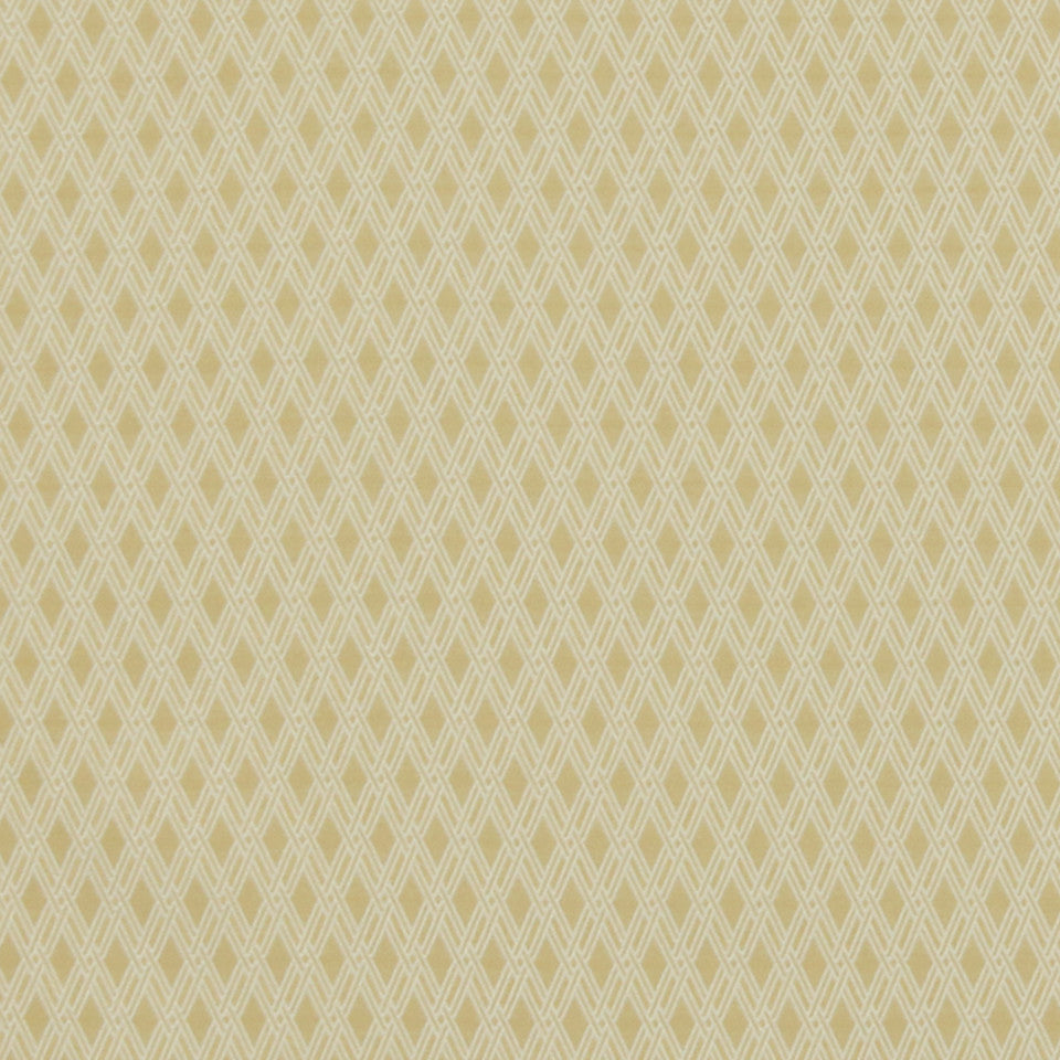 GOLD LEAF Basket Form Fabric - Zest
