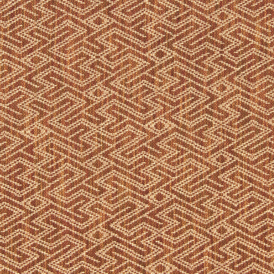 SIENNA-RED EARTH-GRAPHITE Duncan Range Fabric - Sienna