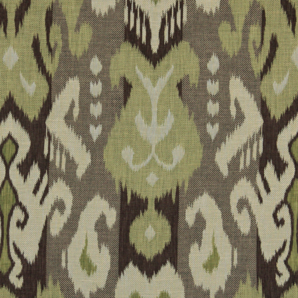 LEMONGRASS-DEW-CORNFLOWER Eagle Pass Fabric - Lemongrass