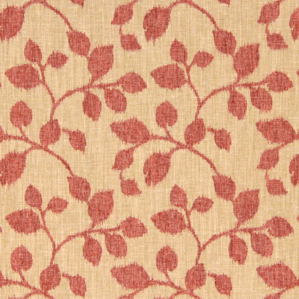 SIENNA-RED EARTH-GRAPHITE Joy Range Fabric - Red Earth