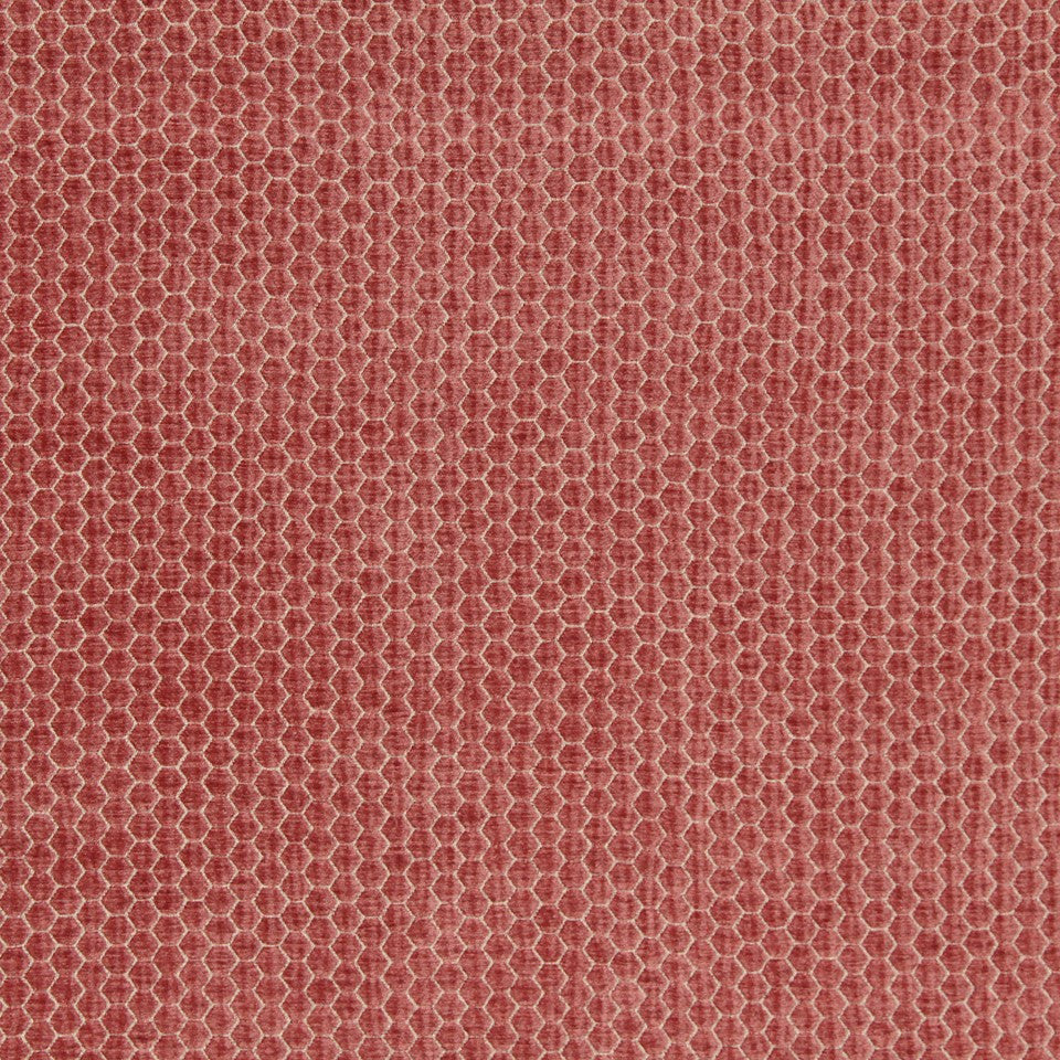 CORAL Pascal Fabric - Coral