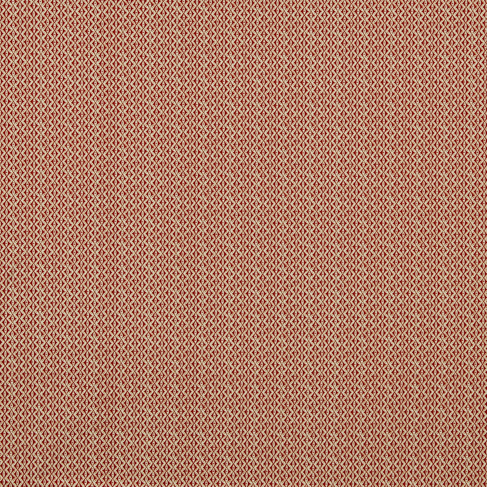 COLOR LIBRARY MULTI-PURPOSE: CHOCOLATE-LEMONGRASS-PEONY Hand Motif Fabric - Poppy
