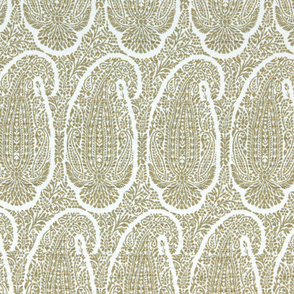 LEMONGRASS-DEW-CORNFLOWER Baytown Fabric - Lemongrass