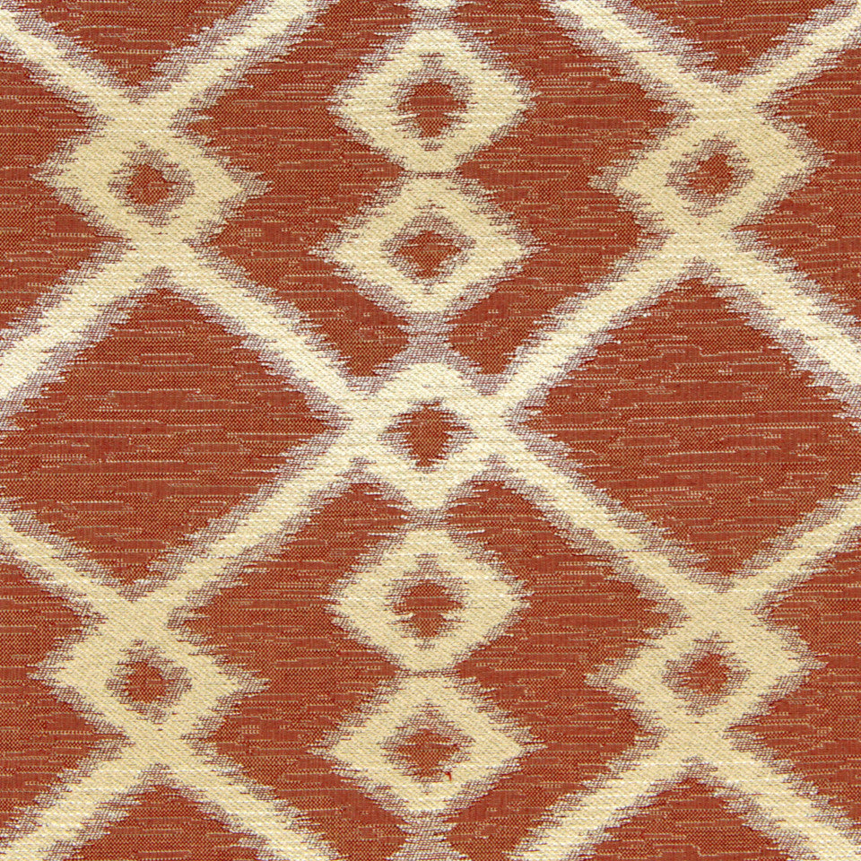 SIENNA-RED EARTH-GRAPHITE Socorro Fabric - Red Earth
